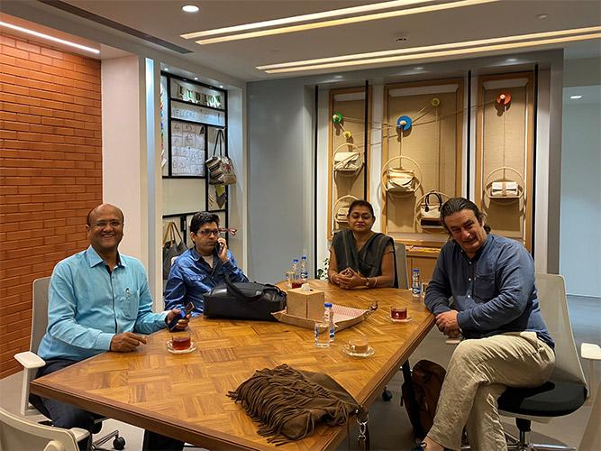 Reunion Ludlow fabrication sac coton bio équitable