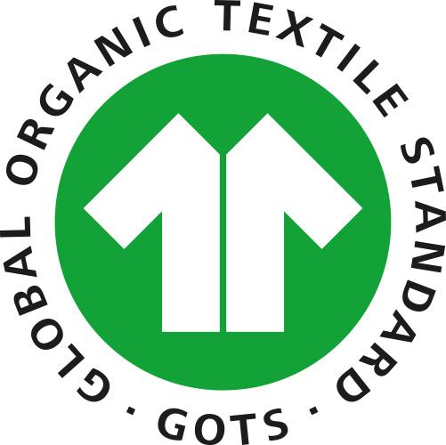 Organic textile gots certification