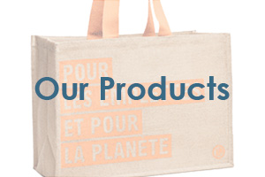 Our products cotton fair trade organic bag