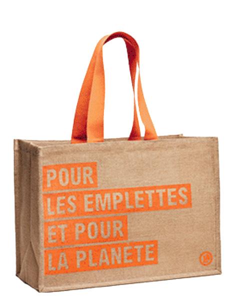 Jute Bag organic
